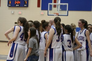 Varsity Basketball vs Wren 1-21-16 041