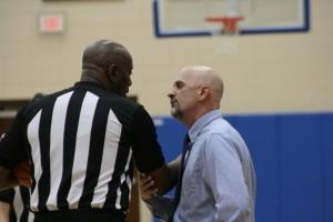 Varsity Basketball vs Wren 1-21-16 068