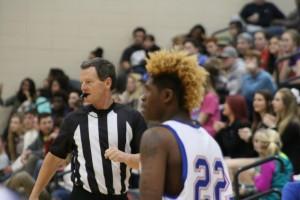 Varsity Basketball vs Wren 1-21-16 116