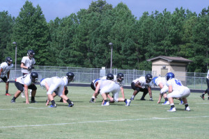 August 4 2017 Scrimmage 018