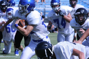 August 4 2017 Scrimmage 123