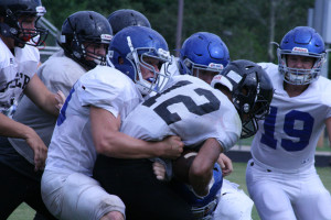 August 4 2017 Scrimmage 011