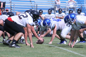 August 4 2017 Scrimmage 016