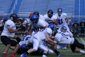 August 4 2017 Scrimmage 031