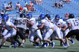 August 4 2017 Scrimmage 119