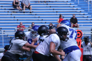 August 4 2017 Scrimmage 091