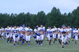 August 4 2017 Scrimmage 007