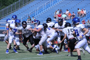 August 4 2017 Scrimmage 102
