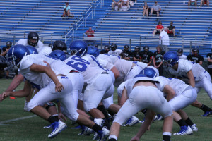 August 4 2017 Scrimmage 033