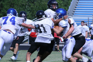 August 4 2017 Scrimmage 111