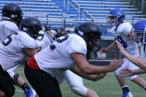 August 4 2017 Scrimmage 010