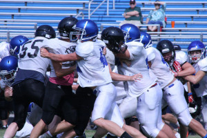 August 4 2017 Scrimmage 072