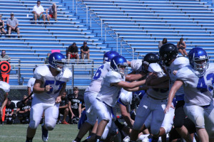 August 4 2017 Scrimmage 148