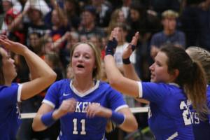 Pickens Volleyball vs Aiken 2017 228