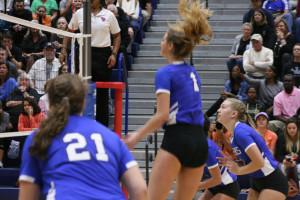 Pickens Volleyball vs Aiken 2017 134