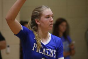 Pickens Volleyball vs Aiken 2017 179