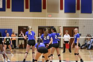 Pickens Volleyball vs Aiken 2017 238