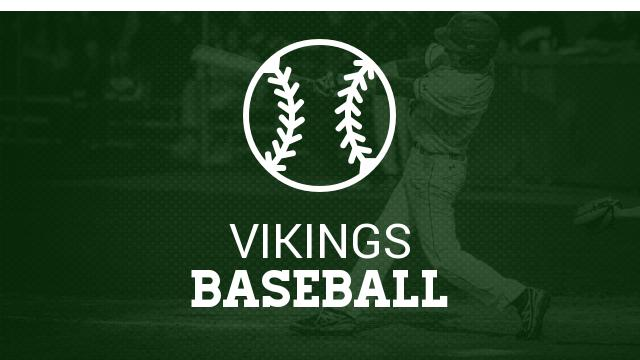 Northridge High School Varsity Baseball beat Utica High School 8-3