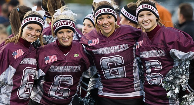 Grandville Athletics Needs Your Help