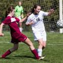 2013 Girls Varsity Soccer @ Unity