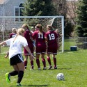 2013 Girls Soccer vs. Grand Rapids Christian
