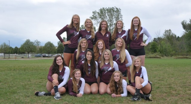 Girls Varsity Volleyball Starts Districts Tonight