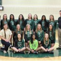 2015 Freshman Volleyball Team