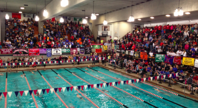 Swimming at State