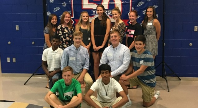 IRISH Student-Athletes participate in Inaugural OCC Student-Athlete Leadership Conference