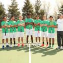 2017 Irish Varsity Tennis
