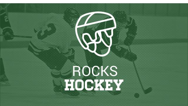 ROCKS HOCKEY ENDS SEASON IN DOUBLE OVERTIME STATE SEMIS THRILLER