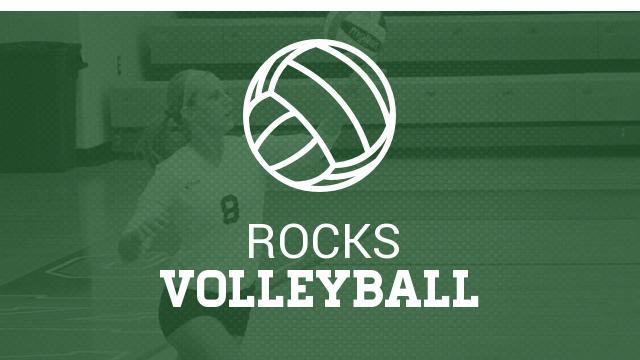 Rocks Volleyball District-Semi Match Wednesday 6PM