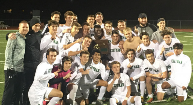 Boys Soccer Historic Season Ends in Double OT in the State Semis