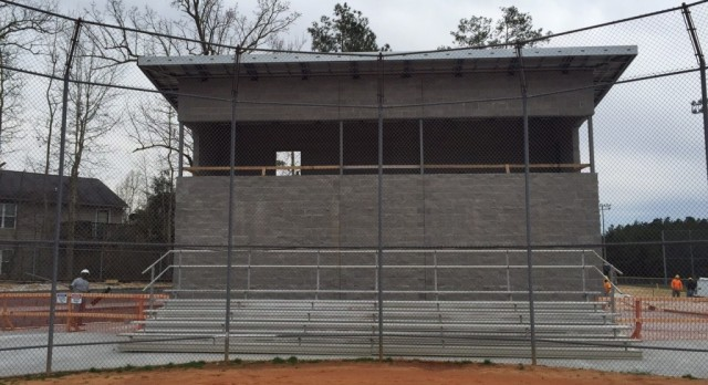 Softball Facility Upgrades