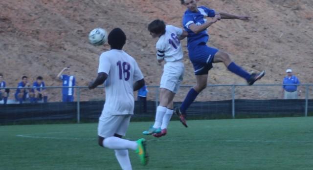 Soccer Alumni Games – 2/18/17
