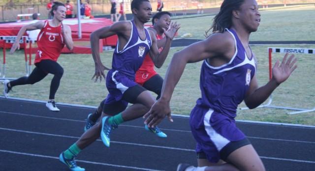 Track @ Region II-AAA Championships