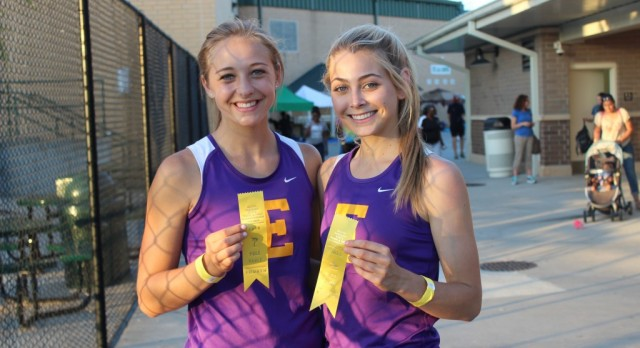 Pair of Emerald Girls Excel at State Finals