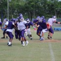 Football: Spring Practice 2016