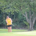 Girls Golf vs Greenwood High