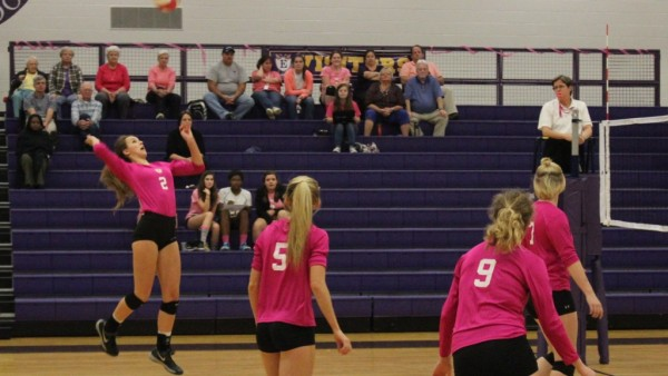 Volleyball vs Berea 330