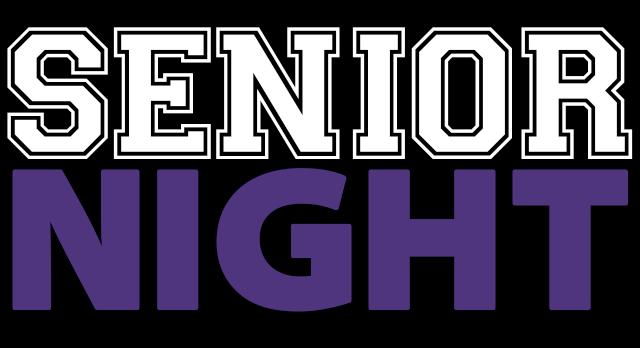 Fall Senior Night Recognition