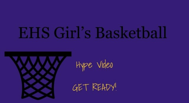 Are You Ready???? Girl's Basketball is Here!