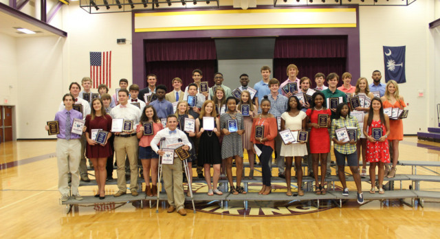 Spring Athletic Awards Night