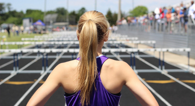 Lady Vikings Travel to State Track Meet