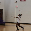 Volleyball v Saluda