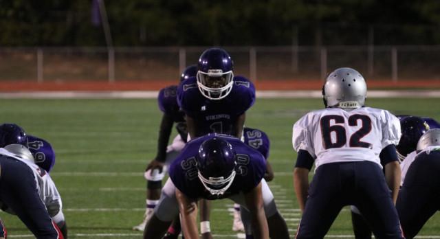 Emerald High School Junior Varsity Football beat Powdersville High School 28-6