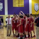 Boys Basketball District Title #13