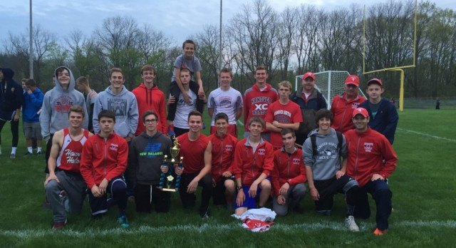 Comet Track & Field Results from Nugent Invitational