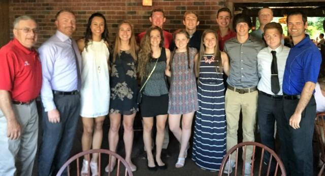 Comet State Track & Field Athletes Ready For Big Day