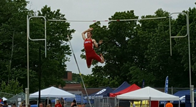 Two School Records, Four All-State Athletes at T&F State Finals